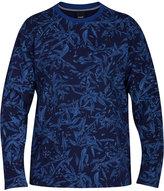 Hurley Men's Lineup Rogue Floral-Print Sweatshirt