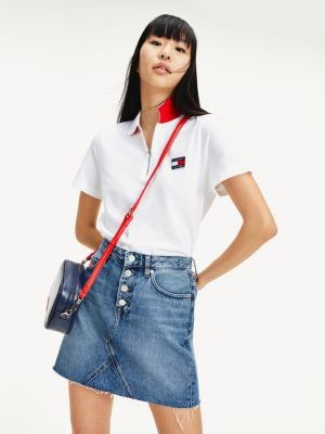 Tommy Hilfiger Tommy Badge Pure Cotton Polo
