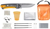 Smith's Outdoor Multi-Tool and Survival Kit