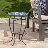 Charlton Home Leeds Outdoor Side Table
