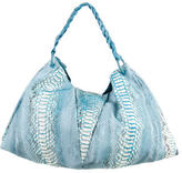 Nancy Gonzalez Python & Crocodile Hobo