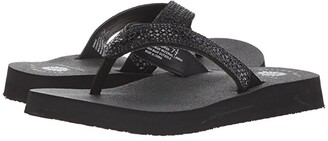 Yellow Box Soriano (Clear) Women's Sandals