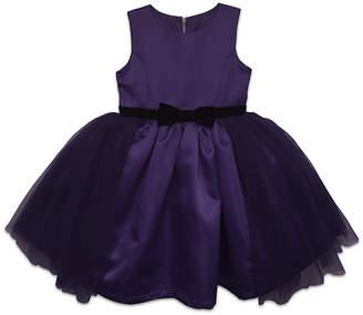 Joe Ella Tulle & Satin Ballerina Dress