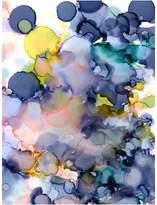 Urban Road Raindrops 2 Canvas Print, 60x90 cm