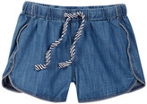7 For All Mankind Pull-On Short (Little Girls)