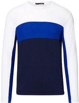 Ralph Lauren Rlx Golf Cotton-Blend Crewneck Sweater