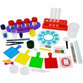 Asstd National Brand Elenco Super Chem 120 Science Kit