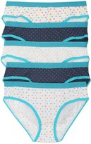 M&Co Star and hearts print briefs five pack