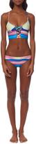 Mara Hoffman Lattice Weave Cami Bikini Top