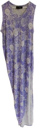 Thakoon Purple Viscose Dresses