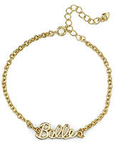 Belle Noel by Kim Kardashian Belle Bracelet Gold