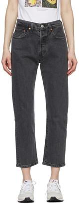 Levi's Levis Black 501 Jeans