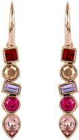 Adore Mixed Crystal French Wire Earrings