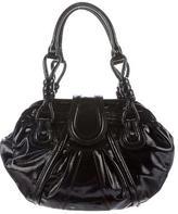 Loeffler Randall Patent Leather Shoulder Bag