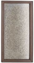 Pier 1 Imports Etched Damask Wood Framed 22x46 Mirror