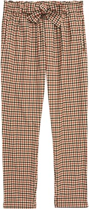 Scotch R'Belle Plaid Relaxed Pants