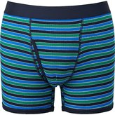 Uniqlo Men's Supima(R) Cotton Waffle Striped Boxer Briefs