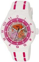 Swatch Unisex SUUW101 Feel the Wave Analog Display Quartz White Watch