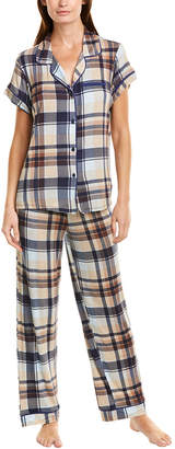 Hale Bob 2Pc Pajama Pant Set
