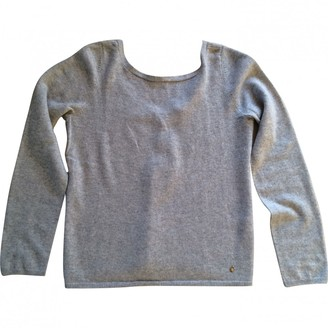 Des Petits Hauts Grey Cashmere Knitwear for Women