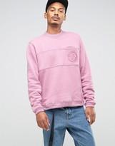 Stussy Sweatshirt With Pocket Panel