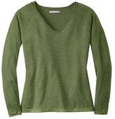 Smartwool Women's Granite Falls V-Neck Sweater