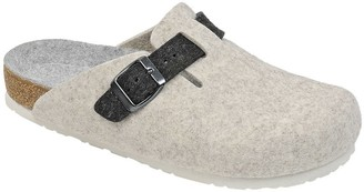 Worishofer Weeger Health Slipper Clogs - Beige 44 EU