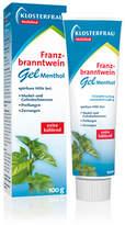 Klosterfrau Franzbranntwein Gel mit Menthol (Body Rub with Menthol) by 100g Gel)
