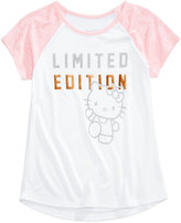 Hello Kitty Limited Edition T-Shirt, Big Girls (7-16)