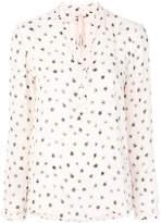 Marc Cain floral print blouse