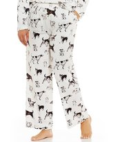 Sleep Sense Plus Dog-Print Sleep Pants