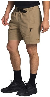 The North Face Class V Belted Trunk (Kelp Tan) Men's Shorts