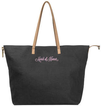 Cathy's Concepts Cathy Concepts Maid Of Honor Overnight Tote
