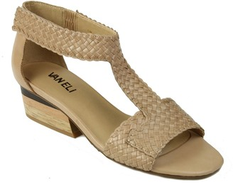VANELi Charee Woven Leather Sandal - Multiple Widths Available