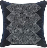"""Waterford Leighton Embroidered 14"""" Square Decorative Pillow"""