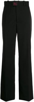 Raf Simons straight-leg tailored trousers