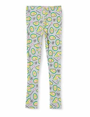 Lina Pink Girls' EF.Taco.Leg Pyjama Bottoms