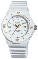 Casio Women's Dive Watch White (LRW200H-7E2VCF