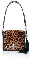Amanda Wakeley Costello Leopard Print Bag
