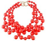 Kenneth Jay Lane Multistrand Bead Necklace