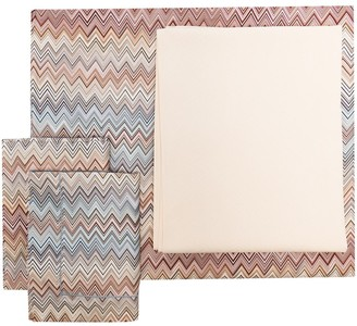 Missoni Home John king duvet set