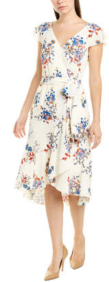 Elie Tahari Midi Dress