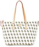 Dooney & Bourke Baylor Zip Top Shopper