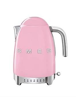 Smeg Klf04Pkau Variable Temperature Kettle - Pink