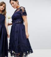 Coast Plus Neive Floral Applique Skirt