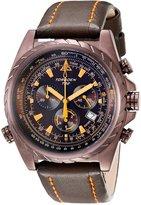 Torgoen Swiss Men's T22104 T22 Series Classic Black Aviation Watch
