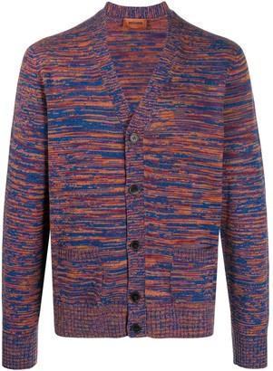 Missoni button-up cashmere cardigan