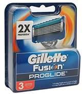 Gillette Fusion Proglide 3 Blades