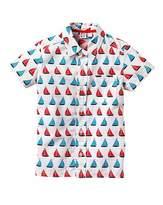 Fashion World KD MINI Boys Boat Shirt (2-6 years)