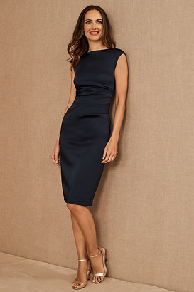 BHLDN Delray Dress By in Blue Size 4